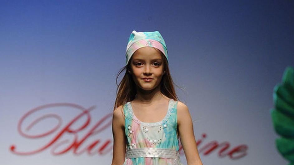 Miss Blumarine - Pitti Bimbo Firenze 2011
