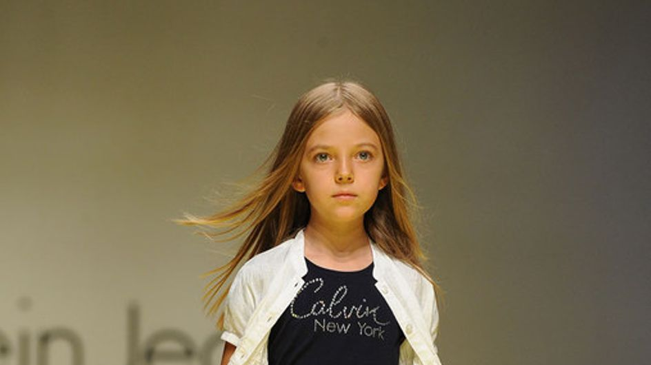 Calvin Klein - Pitti Bimbo 2011