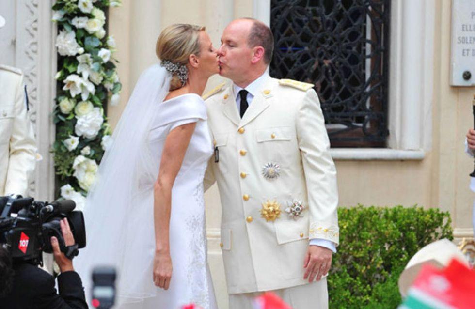 Charlene & Prinz Albert von Monaco: Hochzeit im Fürstentum