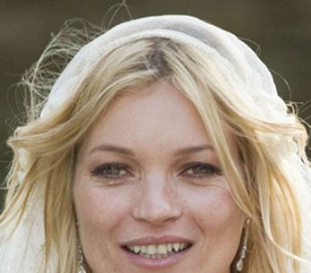 Kate Moss & Jamie Hince wedding photos - unairbrushed!