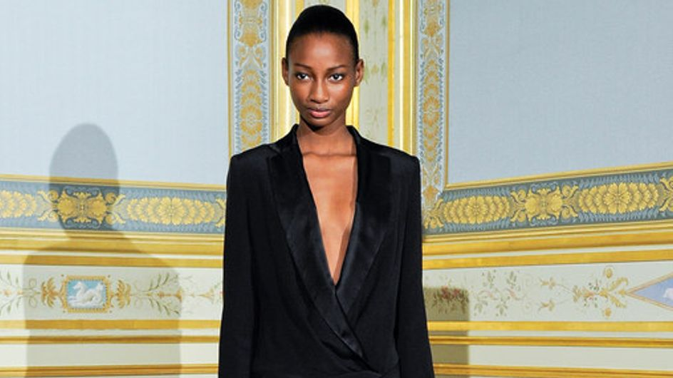 Défilé Anne Valérie Hash, 10 ans de Haute Couture !