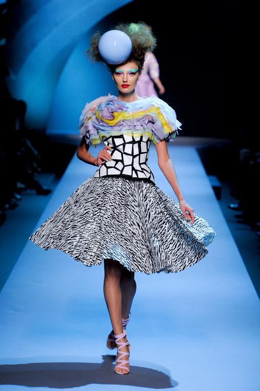 Dior - Parigi Haute-Couture AI 2011-2012