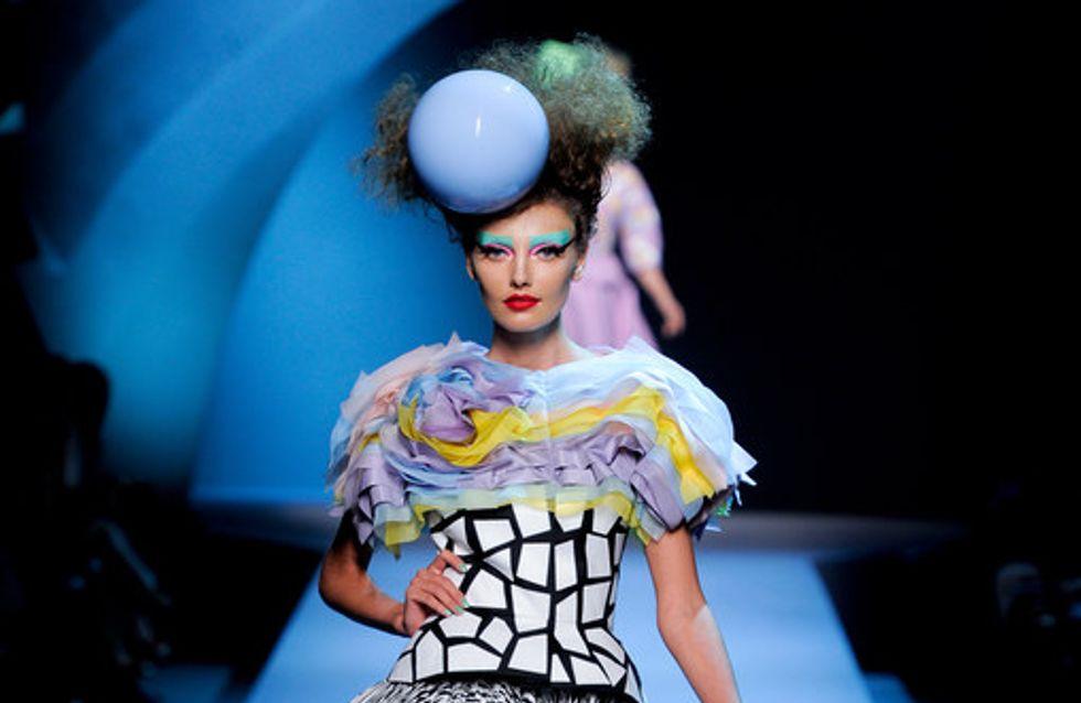Haute Couture: Dior auf der Fashion Week Paris