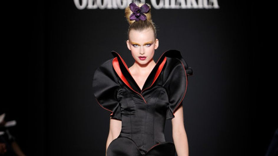 Georges Chakra: Haute-Couture HW 2011/12 - Fashion Week Paris