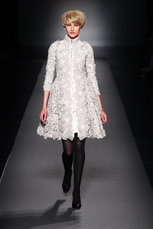 Défilé Christophe Josse Haute Couture Automne Hiver 2011 2012
