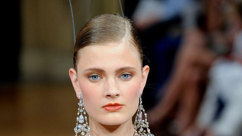 Autumn/winter fashion 2011 - Haute Couture beauty
