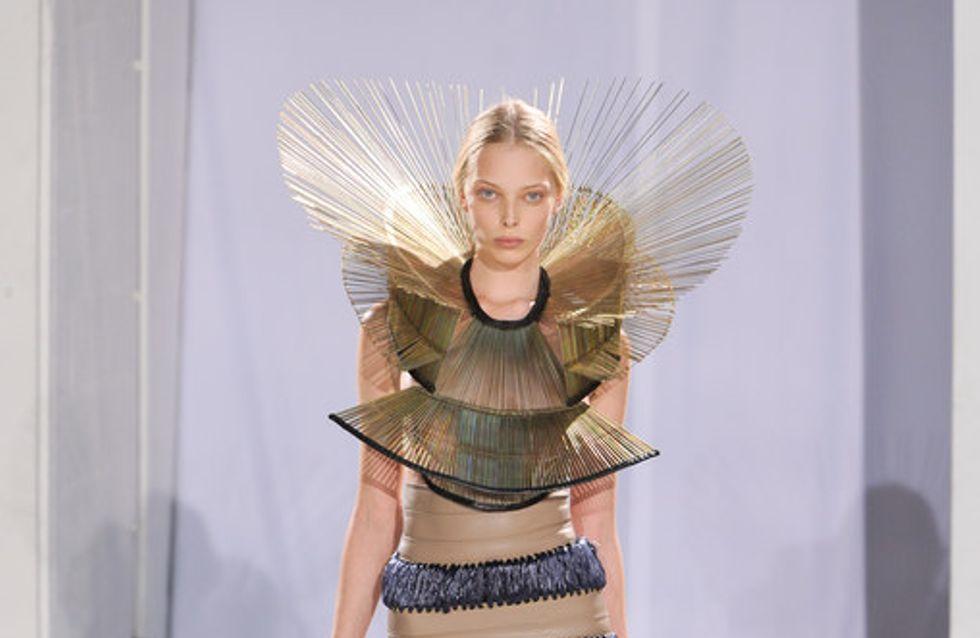 Iris Van Herpen: Haute-Couture HW 2011/12 - Fashion Week Paris