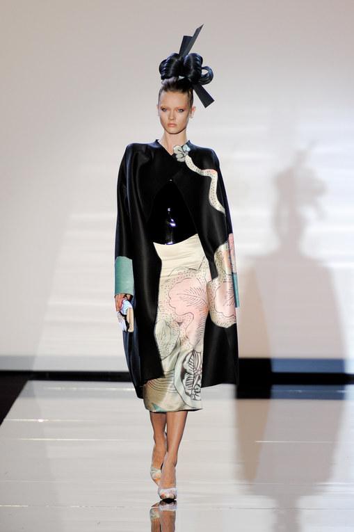 Défilé Giorgio Armani Privé Haute Couture AH 2011 2012