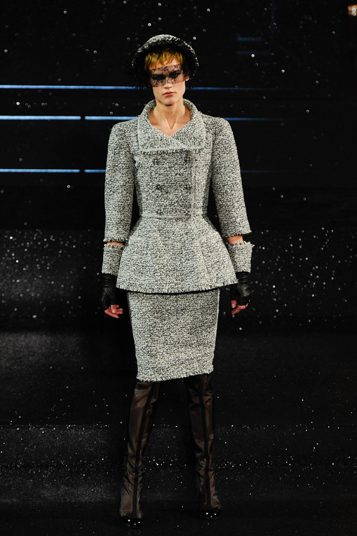 Chanel Haute Couture autumn/winter 2011-2012