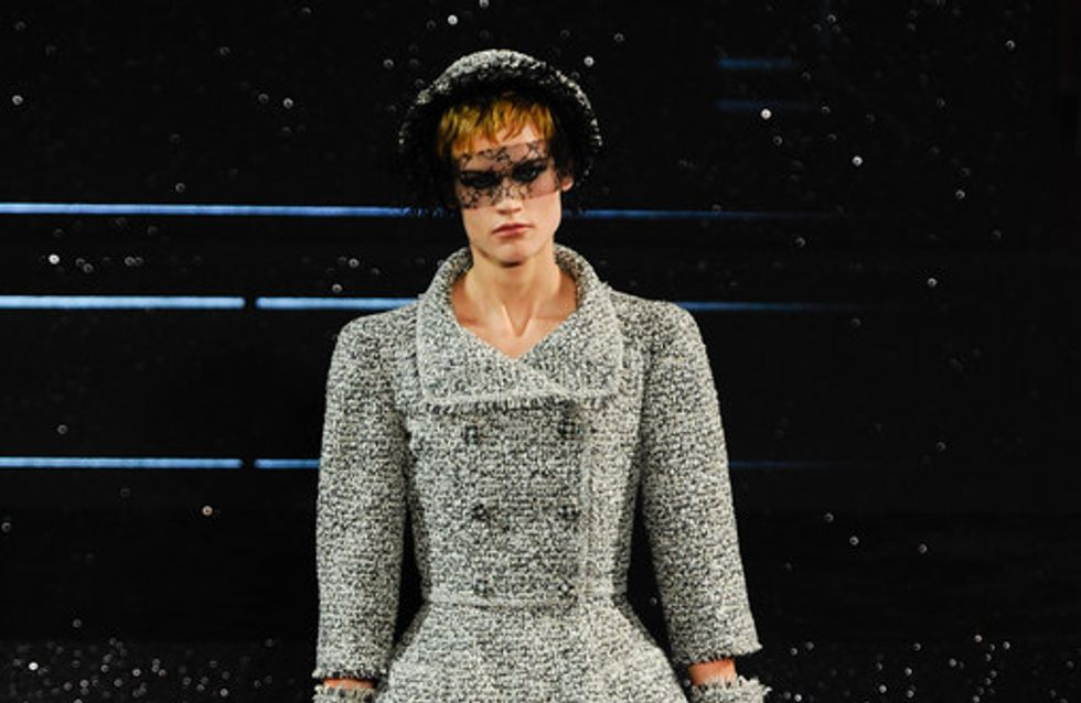 Haute Couture: Chanel auf der Fashion Week Paris