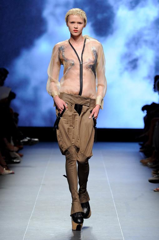 Julien Fournié Haute Couture autumn/winter 2011-2012