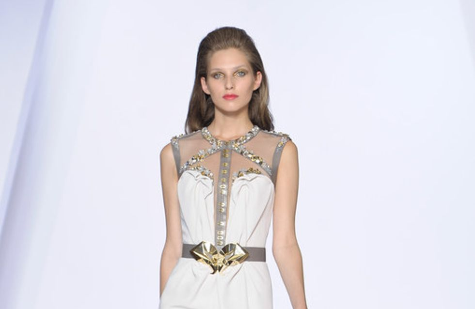Basil Soda: Haute-Couture HW 2011/12 - Fashion Week Paris