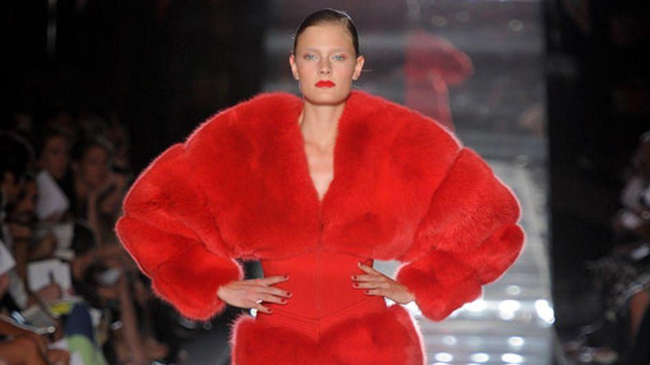 Alexandre Vauthier: Haute-Couture HW 2011/12 - Fashion Week Paris