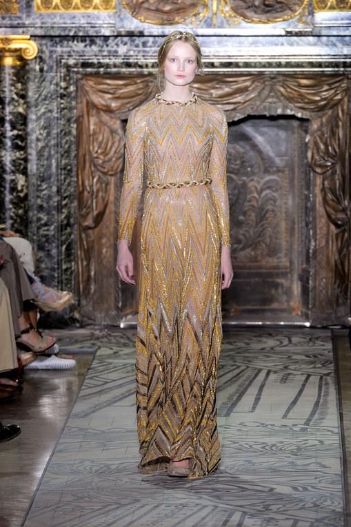 Valentino Haute Couture autumn/winter 2011-12