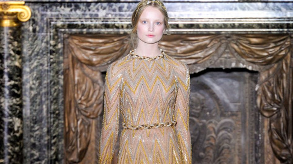 Haute Couture: Valentino auf der Fashion Week Paris