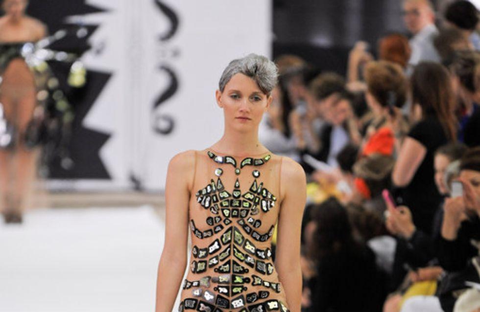 On Aura Tout Vu: Haute-Couture HW 2011/12 - Fashion Week Paris