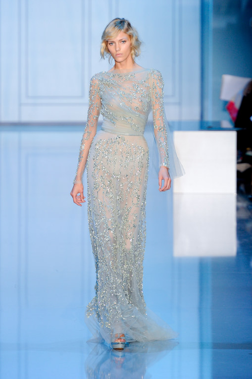 Elie Saab: Haute-Couture HW 2011/12 - Fashion Week Paris