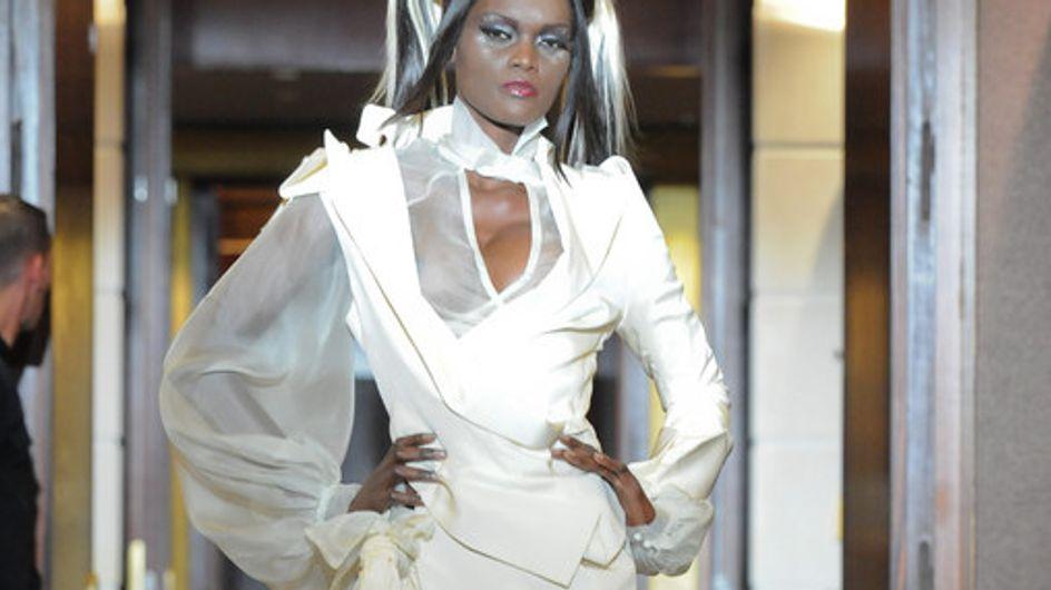 Eric Tibusch Couture: Haute-Couture HW 2011/12 - Fashion Week Paris