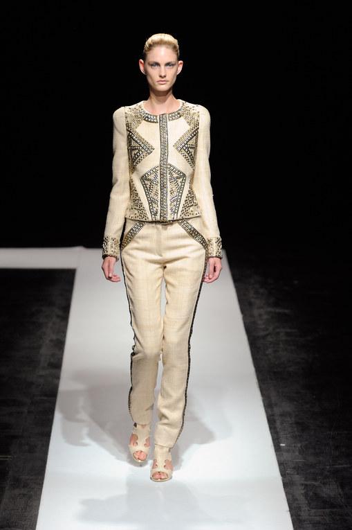 Maxime Simoëns: Haute-Couture HW 2011/12 - Fashion Week Paris