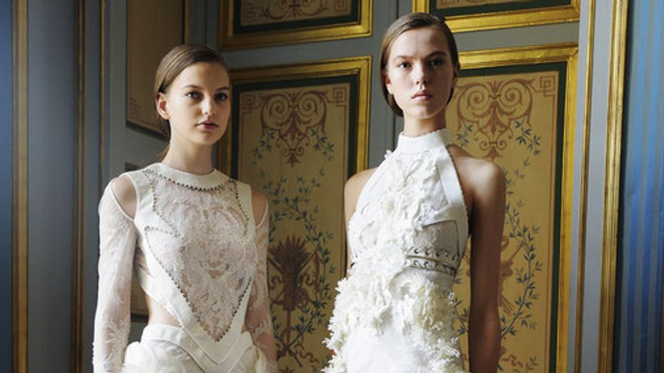 Givenchy: Haute-Couture HW 2011 - Fashion Week Paris