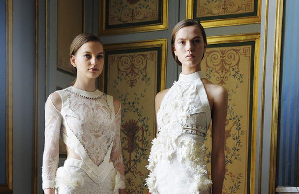 Givenchy: Haute-Couture HW 2011 - Fashion Week Paris