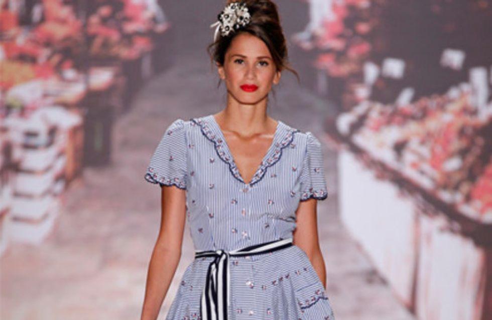 Lena Hoschek: Mercedes-Benz Fashion Week Berlin Frühjahr/Sommer 2012
