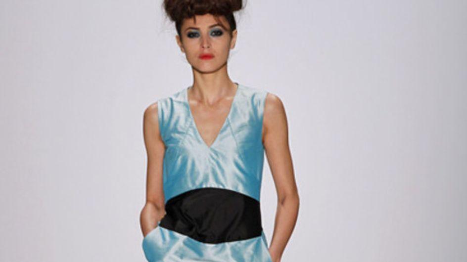 Anja Gockel: Mercedes-Benz Fashion Week Berlin Frühjahr/Sommer 2012