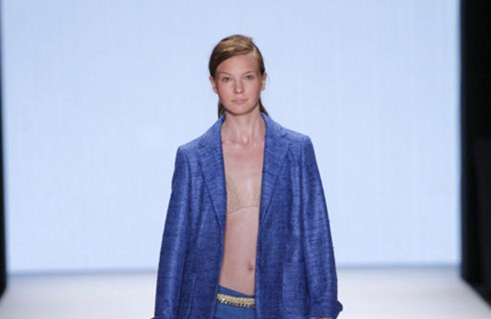 Strenesse Blue: Mercedes-Benz Fashion Week Berlin Frühjahr/Sommer 2012