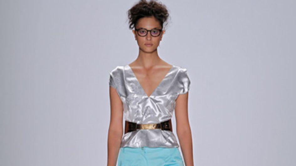 Irene Luft: Mercedes-Benz Fashion Week Berlin Frühjahr/Sommer 2012