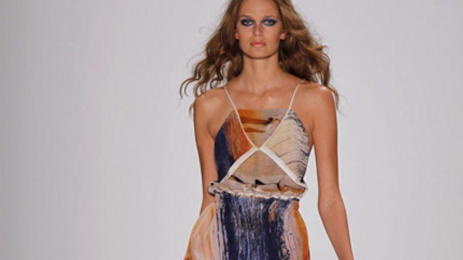 Frida Weyer: Mercedes-Benz Fashion Week Berlin Frühjahr/Sommer 2012