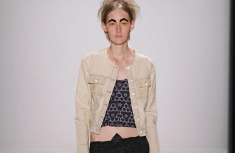 Patrick Mohr: Mercedes-Benz Fashion Week Berlin Frühjahr/Sommer 2012