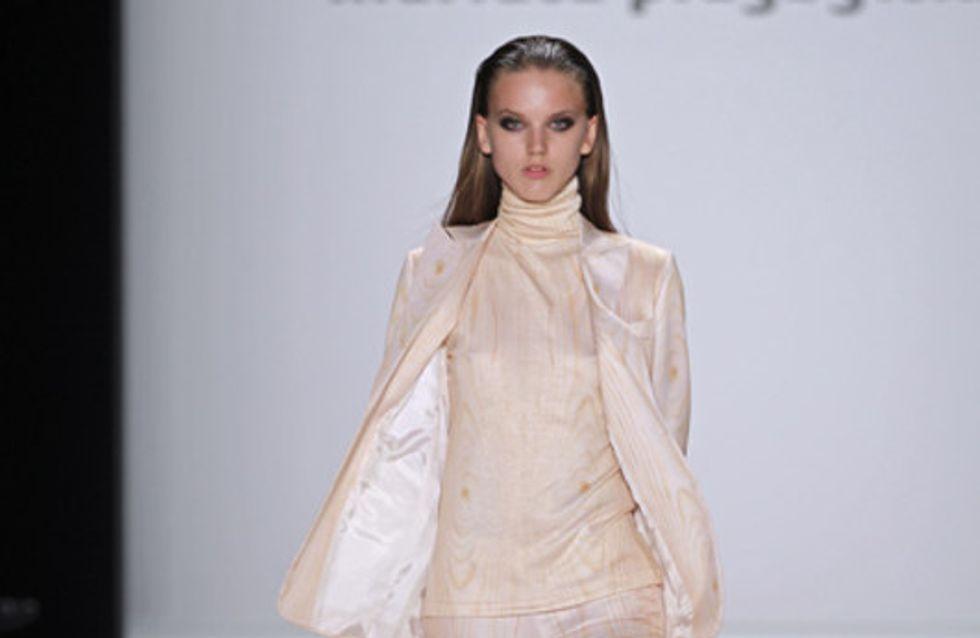 Mariusz Przybylski: Mercedes-Benz-Fashion Week Berlin Frühjahr/Sommer 2012