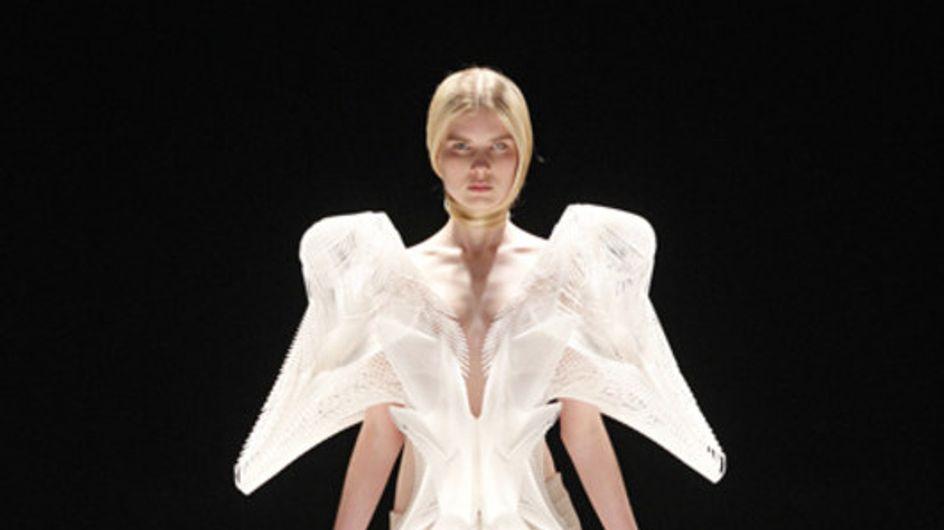 Iris van Herpen: Mercedes-Benz Fashion Week Berlin Frühjahr/Sommer 2012