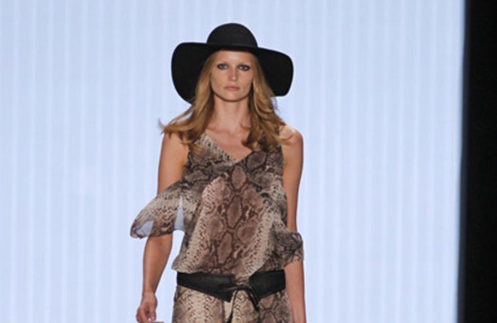 Laurèl: Mercedes-Benz Fashion Week Berlin Frühjahr/Sommer 2012
