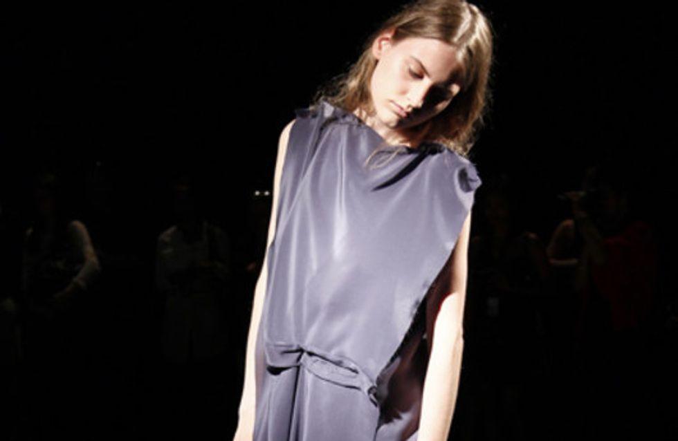 Vladimir Karaleev: Mercedes-Benz Fashion Week Berlin Frühjahr/Sommer 2012