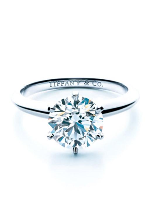 Anilloss de compromiso de Tiffany & Co
