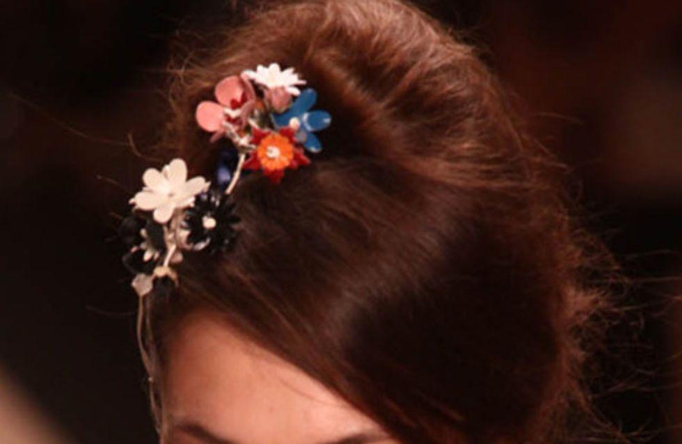 Hairstyles vom Laufsteg: Die Frisuren der Fashion Week Berlin