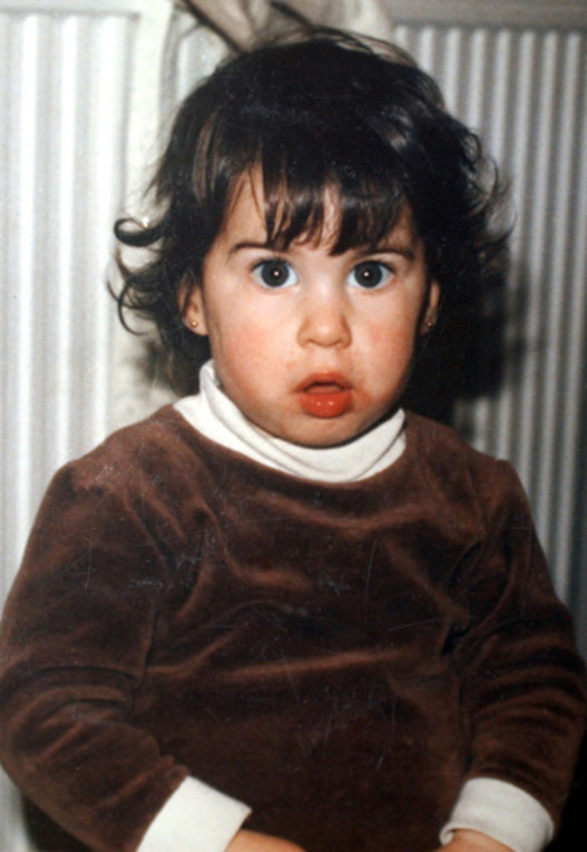 Amy Winehouse 1985 (aged 2)