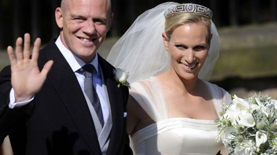 Princesse Zara... la nouvelle mariée d' Angleterre !