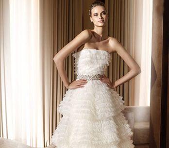 Los mejores vestidos de novia 2011, ¡elige el tuyo!