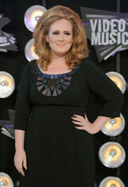 Adele MTV Music Video Awards 2011