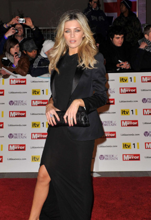 Abbey Clancy Pregnant Celebrities 2011/2012