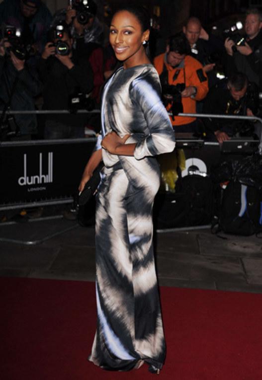Alexandra Burke, GQ Awards 2011