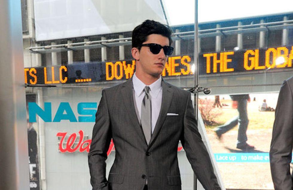 DKNY Man- Semana de la Moda de Nueva York Primavera Verano 2012