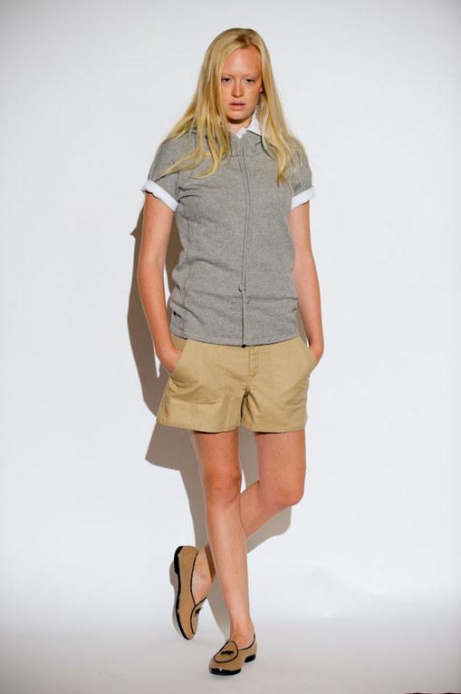 Organic - Fashion Week NY FS 2012