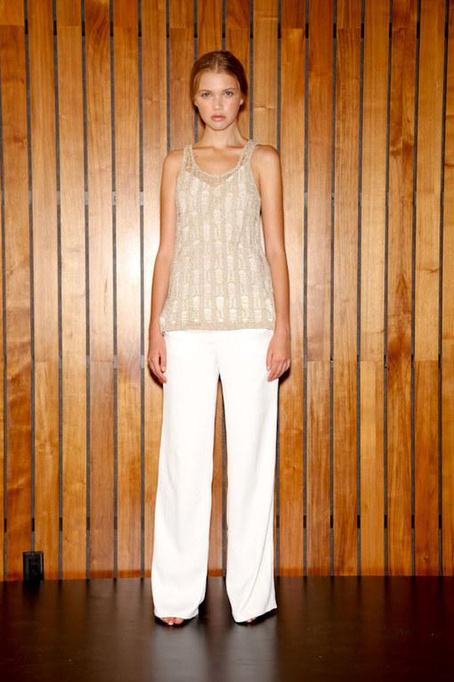Sfilata M. Patmos primavera-estate 2012- NY Fashion Week