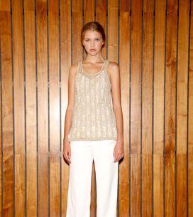 M. Patmos - Semana de la Moda de Nueva York Primavera Verano 2012