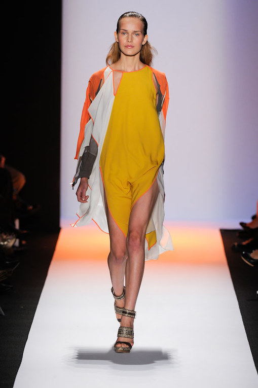 Sfilata BCBG Max Azria NY Fashion Week p-e 2012
