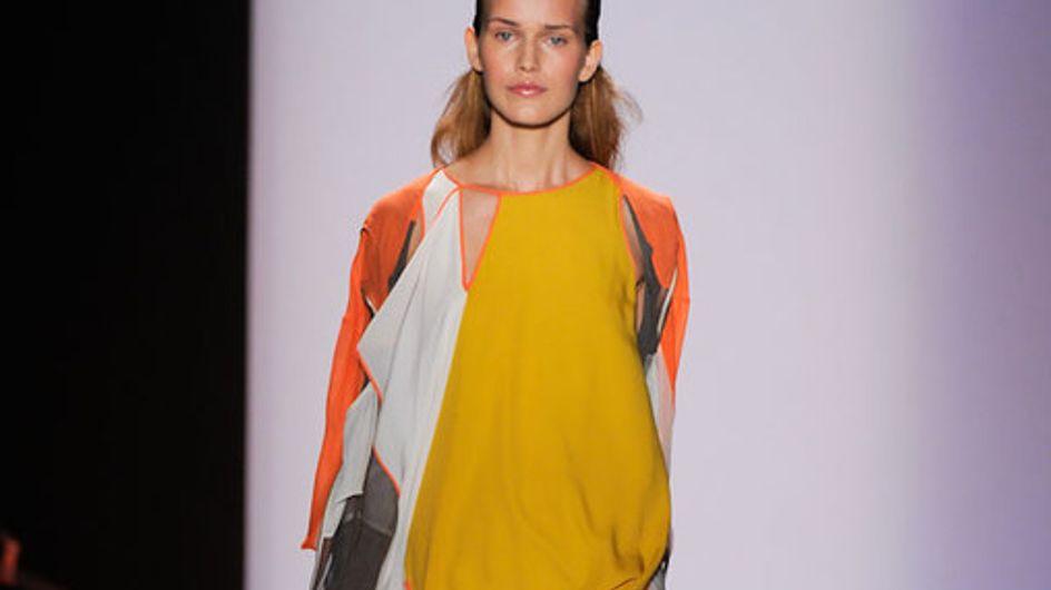 Sfilata BCBG Max Azria New York Fashion Week p-e 2012