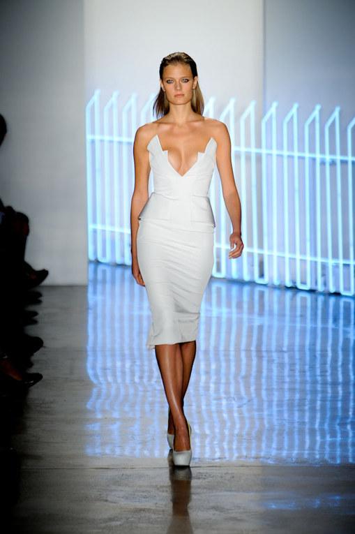 Cushnie & Ochs sfilata New York Fashion Week pe 2012